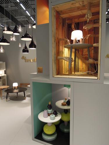 &Tradition at Stockholm Furniture & Light Fair スットクホルム ファーニチャー&ライトフェア 2012