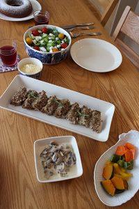 Kahvilaauri フィンランド料理教室