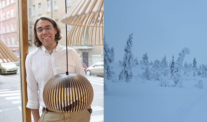 デザイナー&研究者トーク フィンランドの森